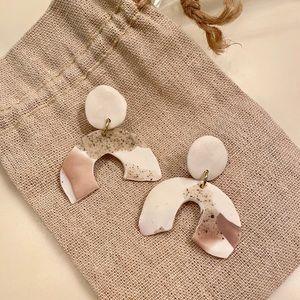 W|W Collective Earrings